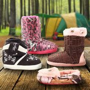 Take a look at the Dreamland Cowboys: Kids' Slippers event on #zulily today!