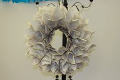 Wreath by Anne F!