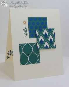 Stampin' Up! Eastern Beauty Sneak Peek! – Stamp With Amy K