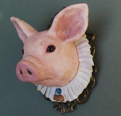 Gucci Little Piggy https://www.facebook.com/AnnabelMontgomerie?ref=hl Annabel Montgomerie