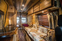 2016 Sprinter Van almost finished, cabin road tripper made comfortable. This is the first thing I have ever built and I LOVE it!!!!…