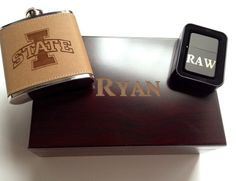 Groomsmen Gift  Mohogany Colored Keepsake Box  by TheSmilinBride, $59.99