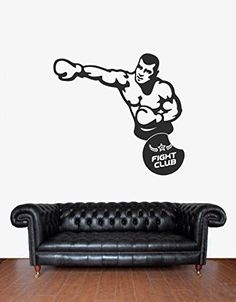 Ik1368 Wall Decal Sticker Kick Boxing Ring Gloves Tournament Living Room Gym StickersForLife http://www.amazon.com/dp/B00Z390ZNK/ref=cm_sw_r_pi_dp_oEeDvb0JWM0S7