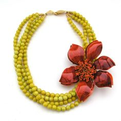 I own this necklace! Elva Fields necklace.