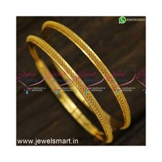 Simple Jewelry, Metal Jewelry, Blue Dart, Gold Bangles Design, Gold Plated Bangles, Flat Shapes, Imitation Jewelry, Looking To Buy, Line Patterns