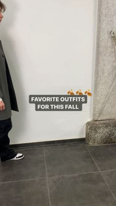 My own favorite outfits rocking this fall - detailed infos in my latest video; link in bio 🍂 —— @sickfitbro @csthelabel... For more fashion inspiration visit my Youtube Channel! Video Link, Latest Video, My Outfit, Fashion Inspiration, Channel, Fall, Youtube, Outfits, Brooches