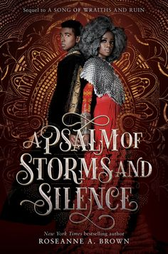 A Psalm of Storms and Silence, Roseanne A. Brown