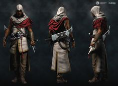 Arbaaz Mir, protagonist of Assassin's Creed Chronicles: India and star of the comic book, Assassin's Creed Brahman.
