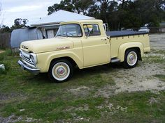 1960's Ford F100