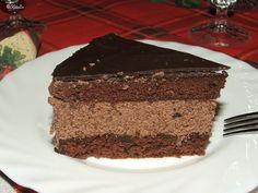 Katalin konyhája: Rigójancsi torta Tiramisu, Keto, Foods, Cake, Ethnic Recipes, Food Food, Mudpie, Cheeseburger Paradise Pie, Cakes