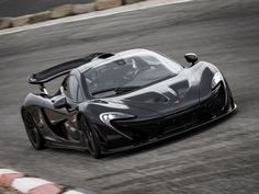 McLaren P1 Gets A Carbon Fiber Limited Edition Yes, the P1 which is no longer being built. Five of these discontinued supercars will be receiving a special edition carbon fiber treatment from McLaren's Special Operations division. Originally, it was supposed to be a total of 20 cars, but the number of limited edition was reduced to only...