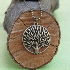 Tree of Life Necklace, starting at $5.
