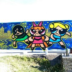 Super nanas by Ansher