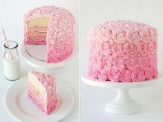 Colorata e invitante: una #dolcissima torta!