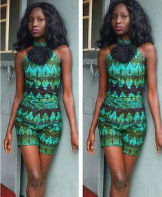 Ugandan Model Dorothy Micheals
