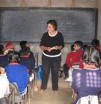 """""""Teaching for 6 days in Kathmandu was a wonderfully rewarding experience, although it certainly had its challenges. Education is happening there; it's just not built out to the capacity one would hope."""" - Arlyn Roffman, 62, Nepal (12 Weeks, Education)"""
