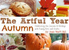 Autumn crafting....