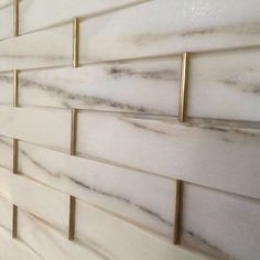 marble mosaic with brass inserts - interior design details for bathroom design Bathroom Inspiration, Interior Inspiration, Design Inspiration, Interior Decorating, Interior Design, Marble Interior, Gold Interior, Design Interiors, Wall Finishes