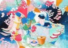 Chihiro Nomoto's llustration