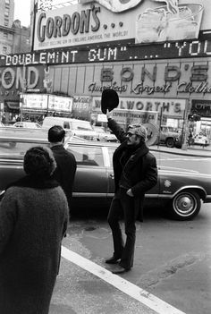 Manhattan '71. Robert Redford.