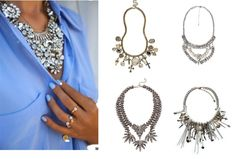 fashion, necklace