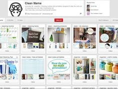 Organizers You Should Be Following on Pinterest--some of these fabulous pinners you may recognize!!