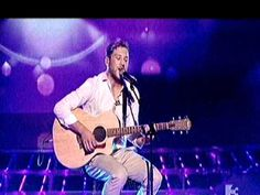 "Matt Cardle ""Nights In White Satin"" Live Show 8. The X Factor 2010 //TV3 Ireland."
