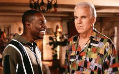 Steve Martin and Eddie Murphy in Bowfinger Streaming Movies, Hd Movies, Movies To Watch, Movies Online, Films, Classic Movie Stars, Love Movie, Movie Tv, Eddie Murphy