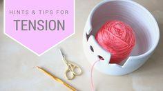 CROCHET BASICS: Hints & Tips for tension | Bella Coco
