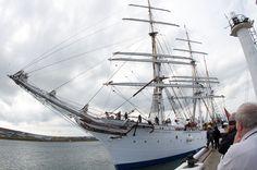Tall Ships Race Cruise in Company 2011