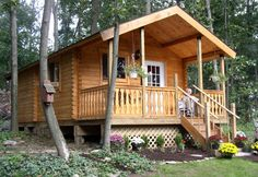 Conestoga Log Cabins Has Been Providing Quality Cabin Kits For Sale Since  Contact Us Today For More Information On Our Serenity Log Cabin.