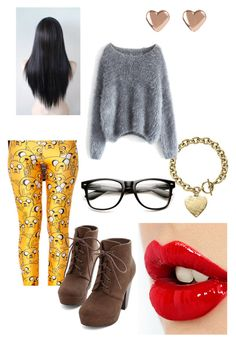 """""""Untitled #5"""" by angelbeyah ❤ liked on Polyvore"""