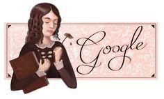 208 aniversario del nacimiento de Elizabeth Browning