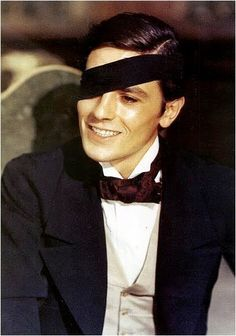 Alain Delon in the film 'The Leopard' by Lucio Visconti based on one of my favorite books 'The Leopard' by Lampedusa