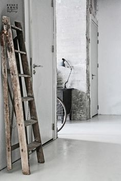 What's up with my love for old ladders?
