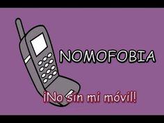 Nomofobia: ¡no sin mi móvil! Contexto 1- Tecnología, Individuo y Sociedad. Contexto 1