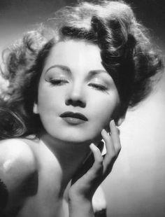 Ann Baxter, 1945