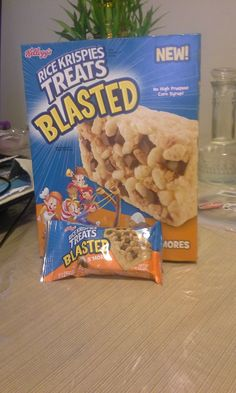 S'Mores Rice Krispies Treats #RiceKrispiesTreats #Contest Complimentary for testing purposes from Influenster
