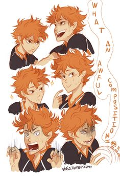 That's rough, buddy., Search results for: haikyuu~~~~ Hinata is my fave