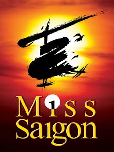 Evan and Lauren's Cool Blog: 11/7/13: Miss Saigon at the North Shore Music Theatre