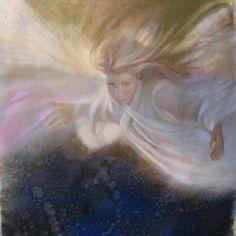 Nancy Noel Angel of the Night