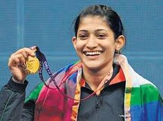 Ashwini Ponnappa, athlete who outran P.T. Usha on two separate occasions.
