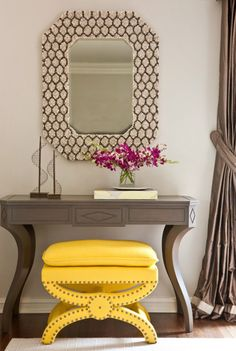 yellow and gray, swoon
