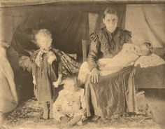 Picture from FB: Mother with her dead child – Boer War: Concentration camps. I was so shocked when I saw this picture. How this mother must have felt and .