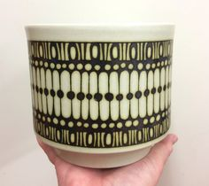 dantheman wrote: that's the first pottery I bought when I decided to collect So possibly not making much of a profit on it. Hornsea Pottery, Mugs, Tableware, How To Make, Design, Decor, Dinnerware, Decoration, Tumblers