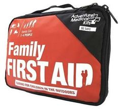 First Aid Family Adventure Medical Kits First Aid Kit