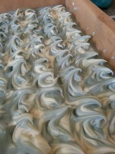 Future Primitive soap freshly poured