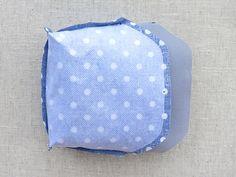 Sew cute mini purse with clasp. Coin Purse Pattern, Coin Purse Tutorial, Zipper Pouch Tutorial, Tote Pattern, Tote Tutorial, Tutorial Sewing, Wallet Pattern, Diy Bags Purses, Diy Purse