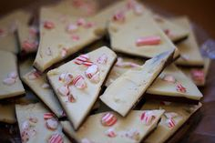 Peppermint Bark ~ 20 cook's gifts (under 20 dollars)