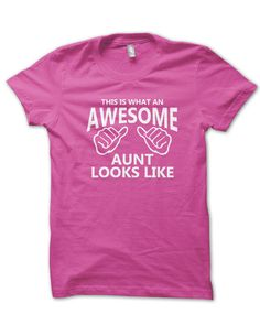 This Is What An Awesome Aunt Looks Like